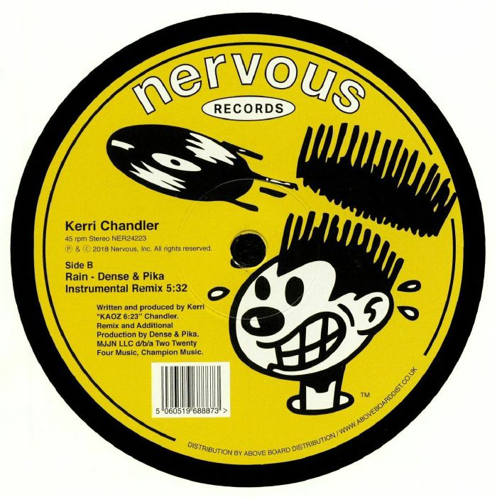 CHANDLER, Kerri - Rain (Dense & Pika remix)