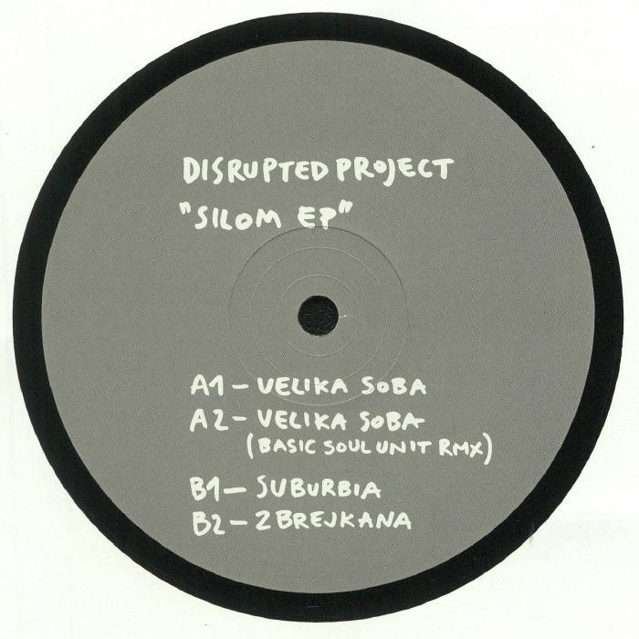 DISRUPTED PROJECT - Silom EP