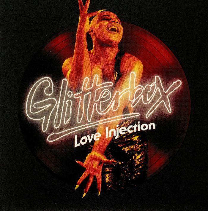 DUNMORE, Simon/VARIOUS - Glitterbox: Love Injection