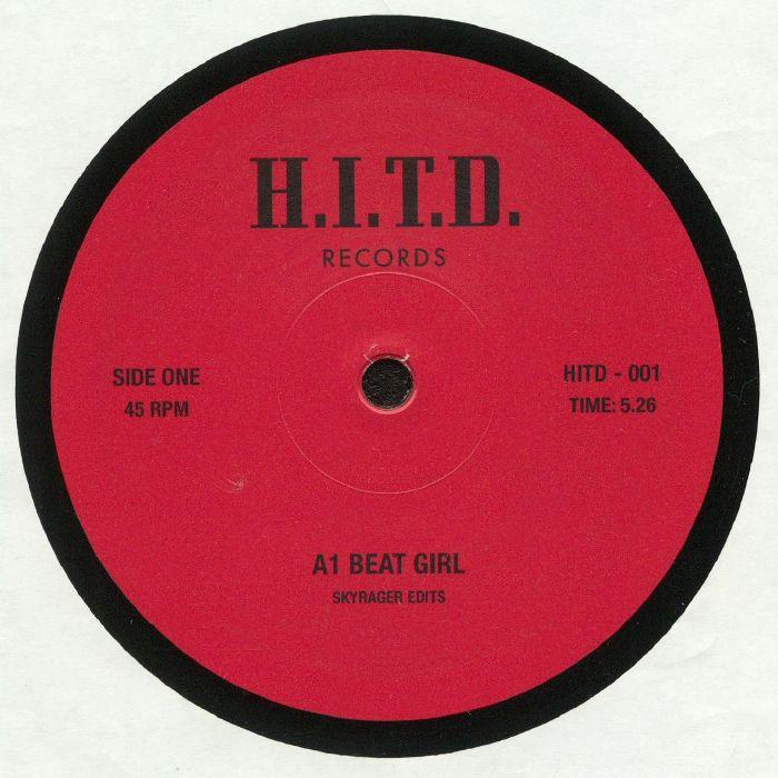 SKYRAGER - Beat Girl