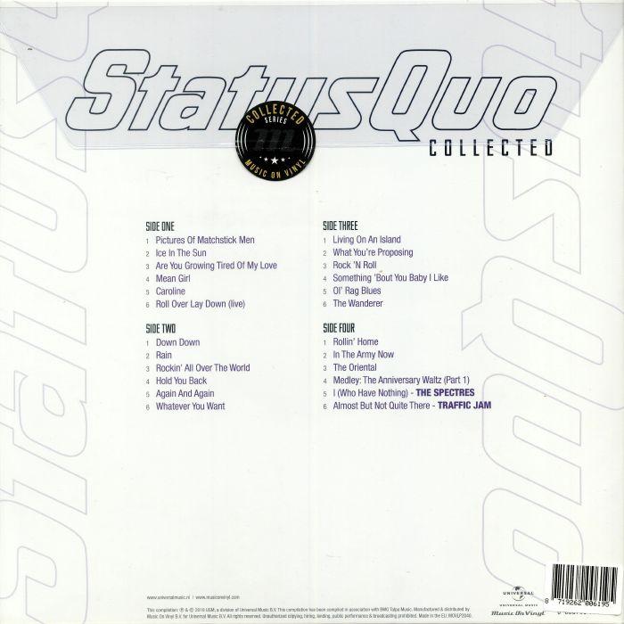 STATUS QUO - Collected