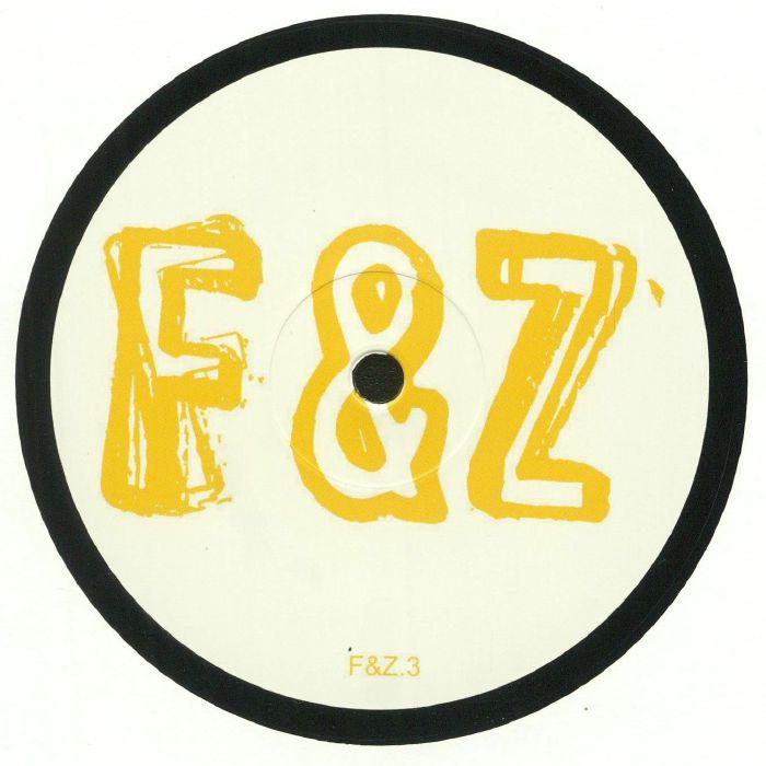 F&Z aka FARSERELLI, Dan/SEB ZITO - F&Z 3