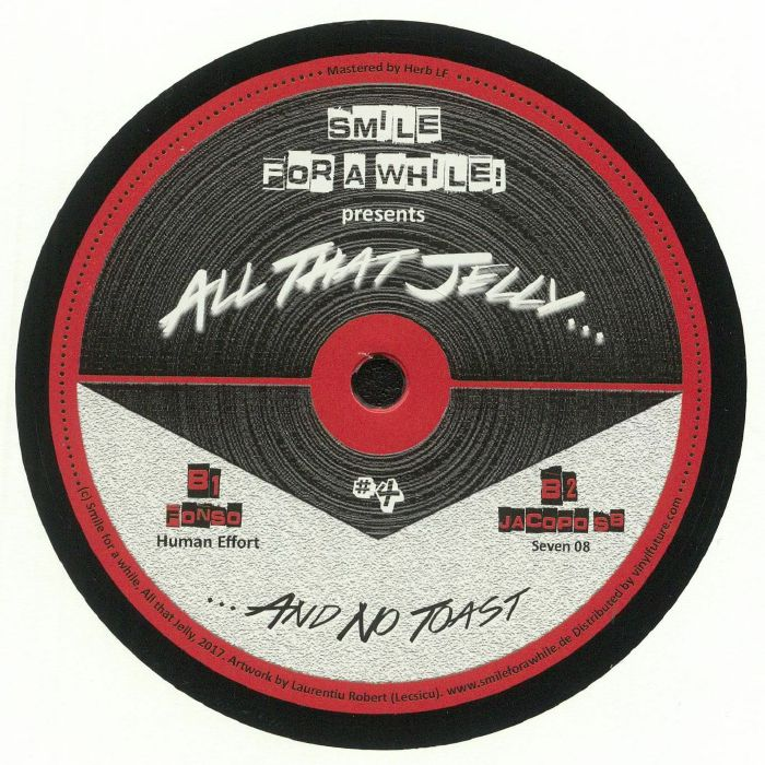 C ROCK/FRANKSEN/JESSE PARA/FONSO/JACOPO SB - Smile For A While Presents All That Jelly Vol 4