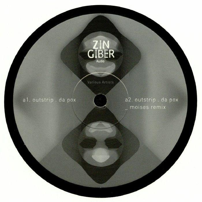 OUTSTRIP/2VILAS - Zingiber Audio Vinyl 05