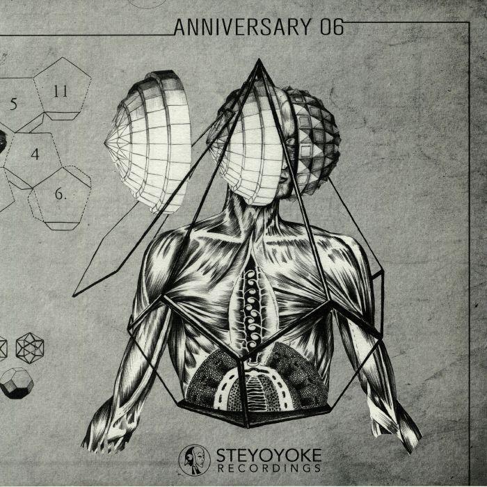 BLANCAH/NICK DEVON/SOUL BUTTON/CLAWZ SG - Steyoyoke Anniversary 06