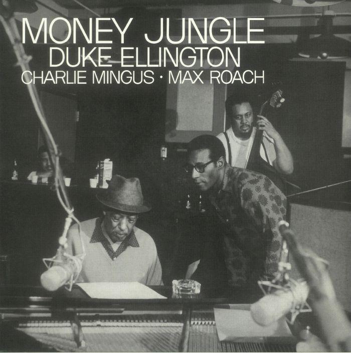 ELLINGTON, Duke/CHARLIE MINGUS/MAX ROACH - Money Jungle