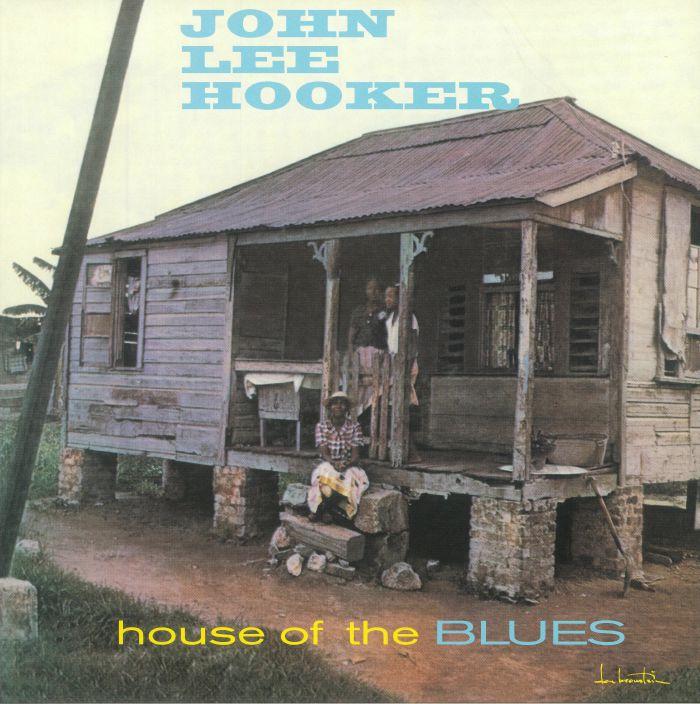 HOOKER, John Lee - House Of The Blues