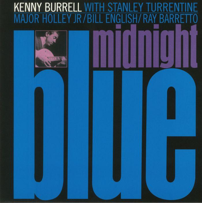BURRELL, Kenny - Midnight Blue