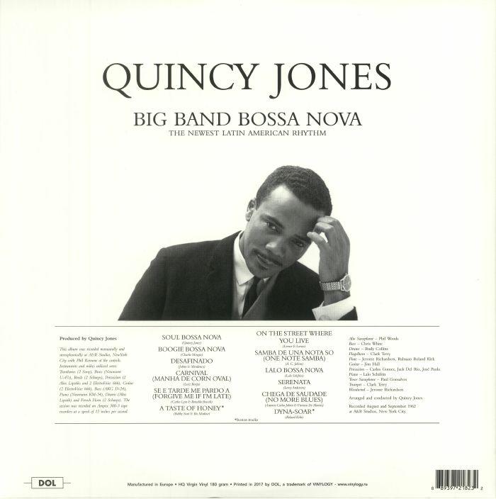 soul bossa nova quincy jones