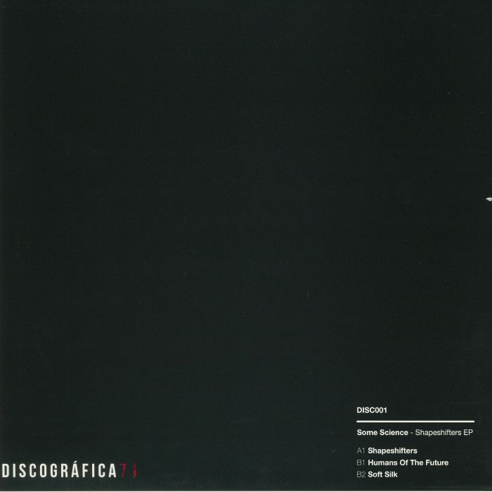 SOME SCIENCE - Shapeshifters EP