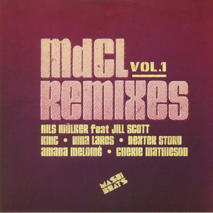 MDCL aka MARK DE CLIVE LOWE/VARIOUS - MDCL Remixes Vol 1