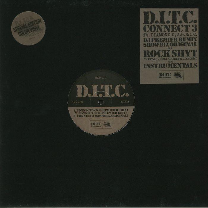 DITC - Connect 3 (reissue)