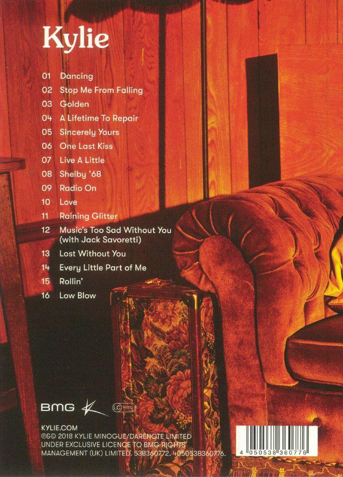 Kylie Minogue Golden Deluxe Edition Vinyl At Juno Records