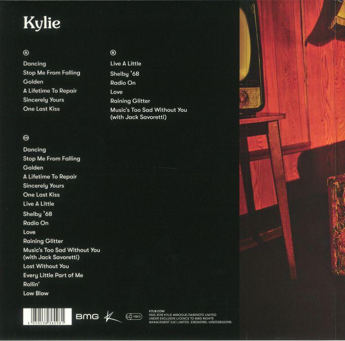 MINOGUE, Kylie - Golden (Deluxe Edition)