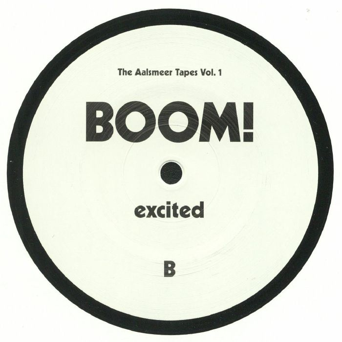 BOOM - The Aalsmeer Tapes Vol 1