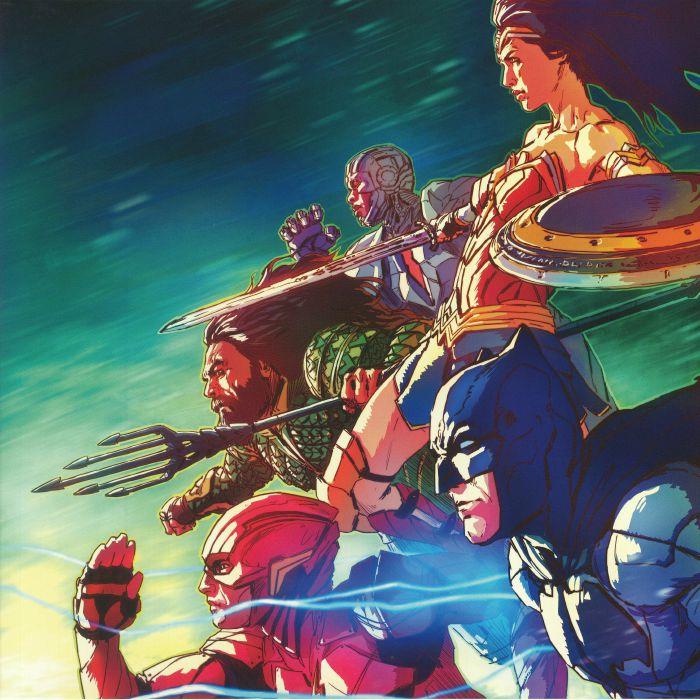 ELFMAN, Danny - Justice League (Soundtrack)