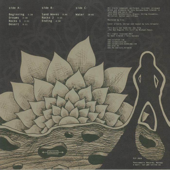 SULA BASSANA - The Ape Regards His Tail (Soundtrack)