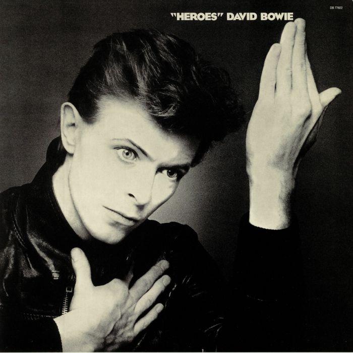 BOWIE, David - Heroes (reissue)