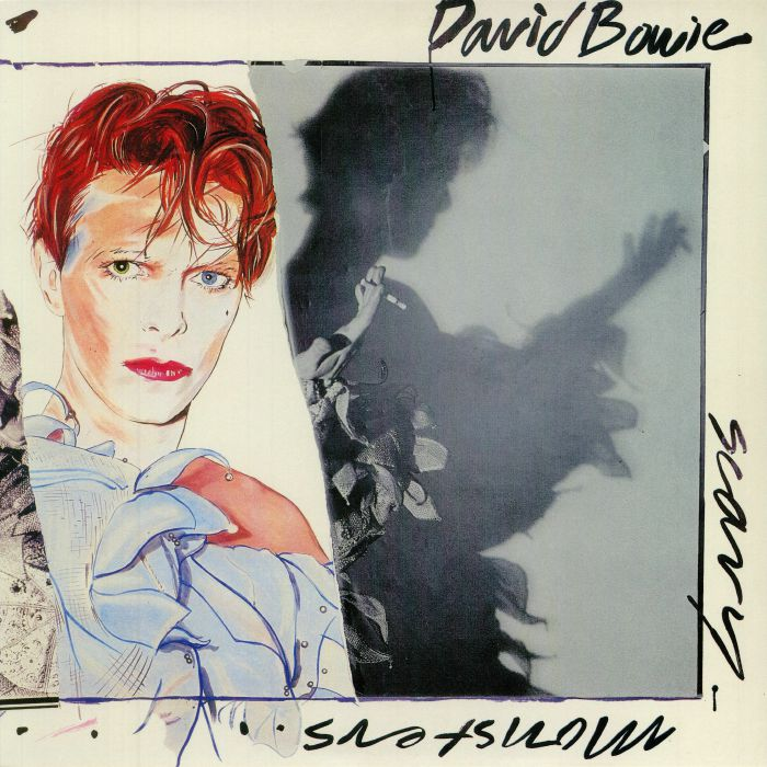 BOWIE, David - Scary Monsters (reissue)