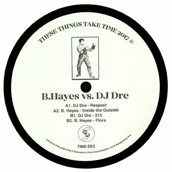 HAYES, B vs DJ DRE - TIME 003