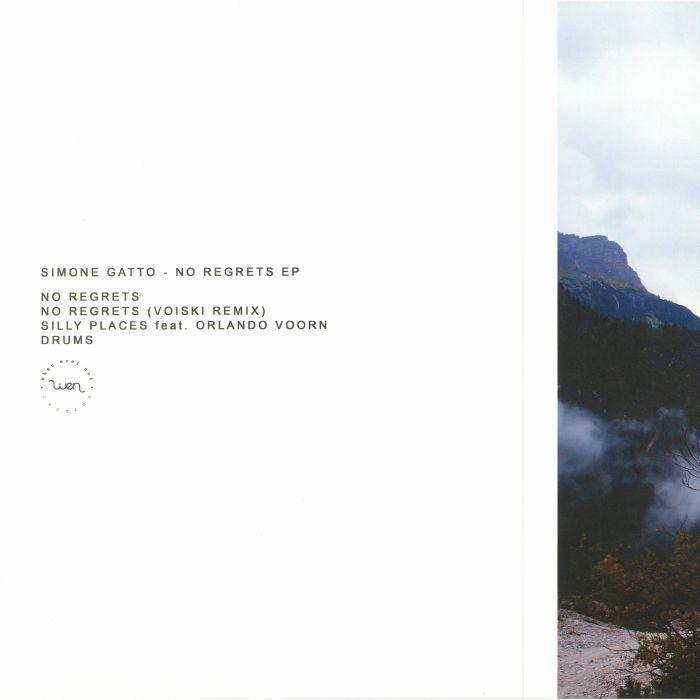 GATTO, Simone - No Regrets EP