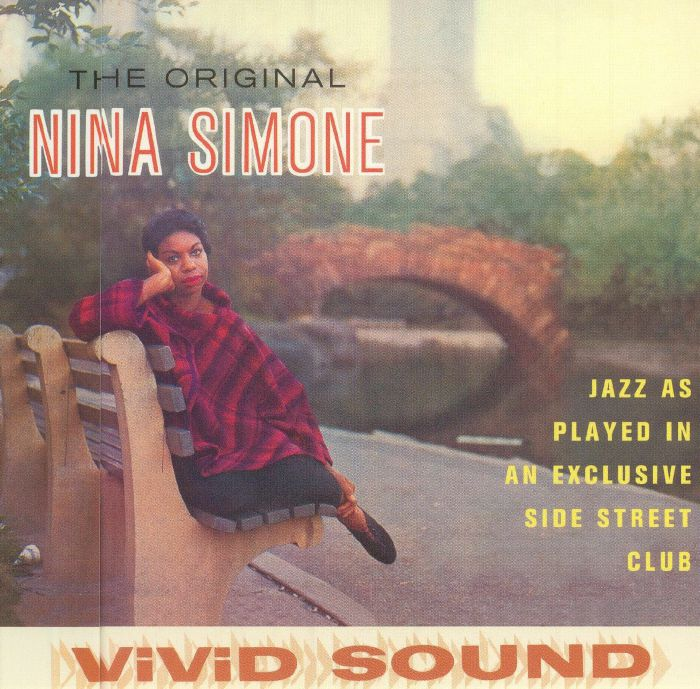 SIMONE, Nina - Little Girl Blue (remastered)