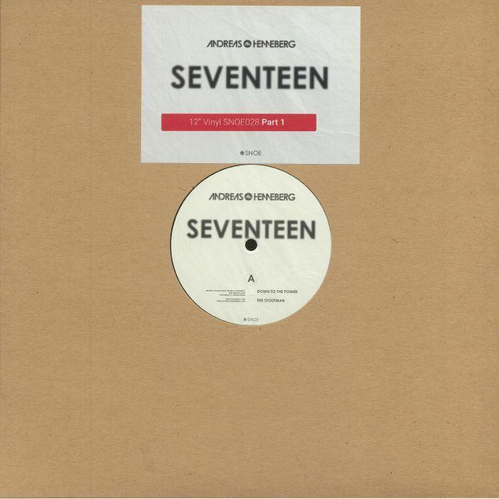 HENNEBERG, Andreas - Seventeen Part 1