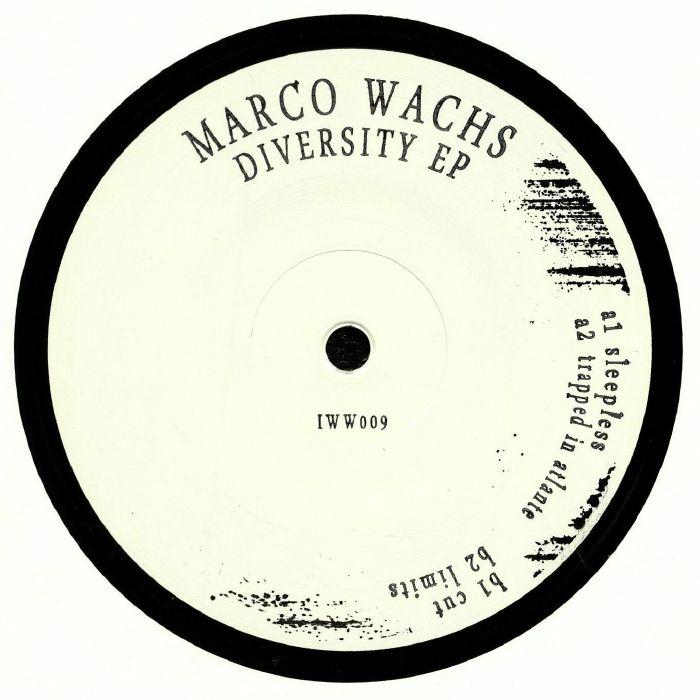 WACHS, Marco - Diversity EP
