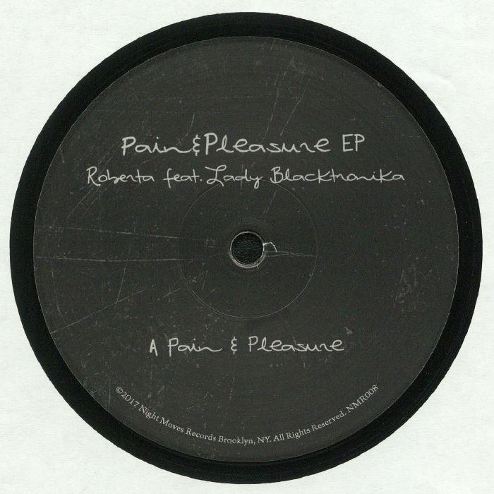 ROBERTA feat LADY BLACKTRONIKA - Pain & Pleasure EP