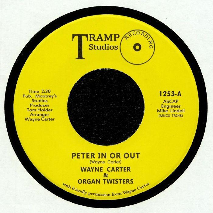 CARTER, Wayne/ORGAN TWISTERS - Peter In Or Out