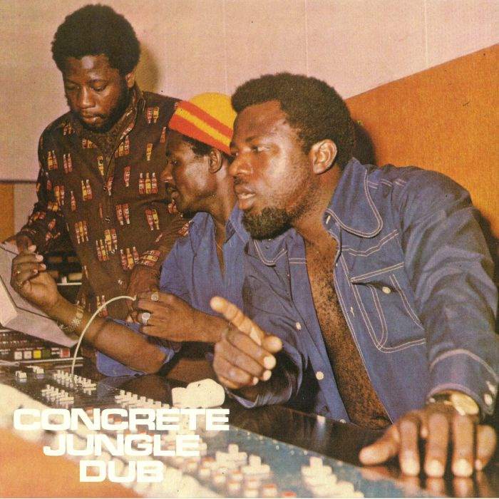 KING TUBBY/RILEY ALL STARS - Concrete Jungle Dub