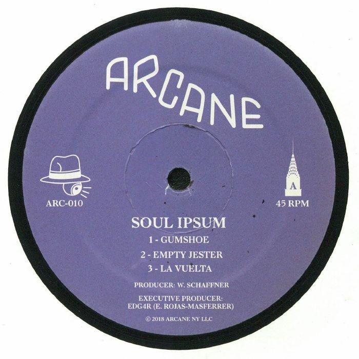 SOUL IPSUM - Courtesy Loaner