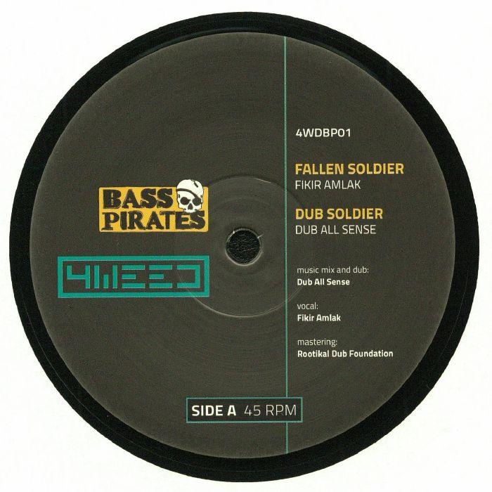 FIKIR AMLAK/DUB ALL SENSE/IRON DUBZ - Fallen Soldier