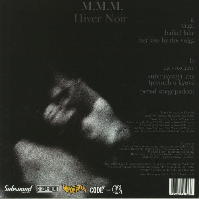 MACELLERIA MOBILE DI MEZZANOTTE - Hiver Noir