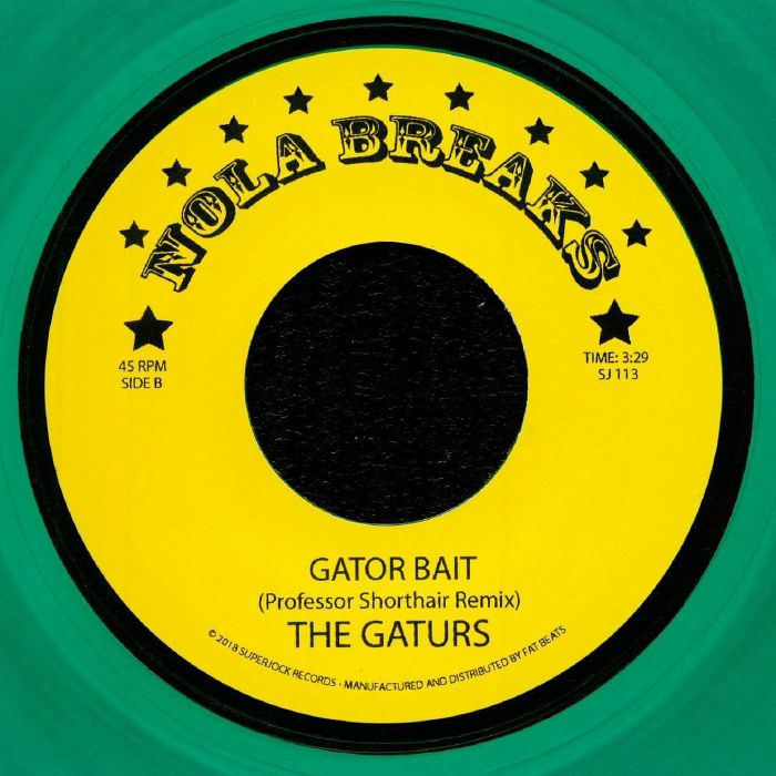 DORSEY, Lee/THE GATURS - Get Out Of My Life, Woman