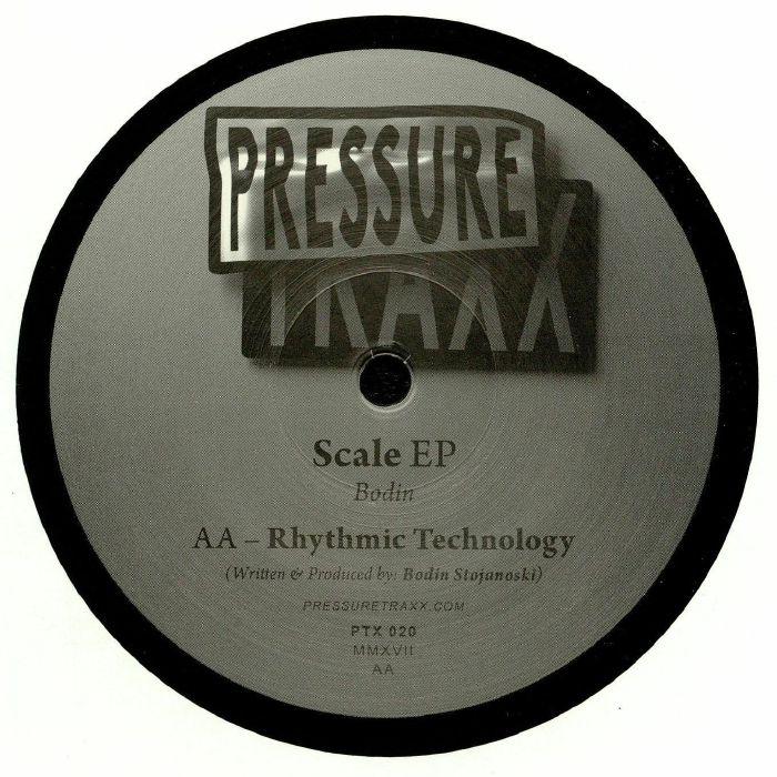 MARTYNE/JACOB CHENAUX/BODIN - Scale EP