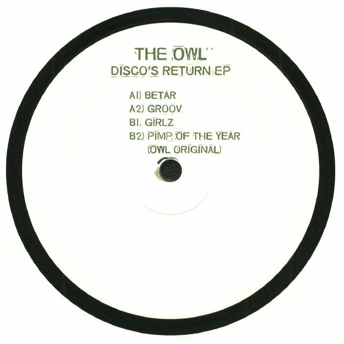 OWL, The - Disco's Return EP