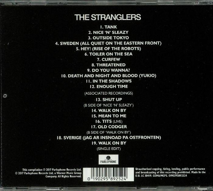The Stranglers Black Amp White Reissue Vinyl At Juno Records