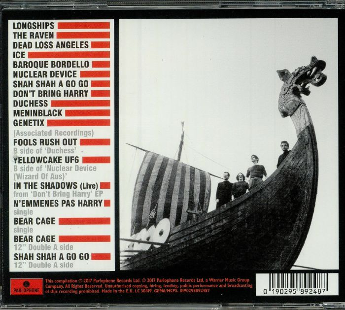 STRANGLERS, The - The Raven (reissue)