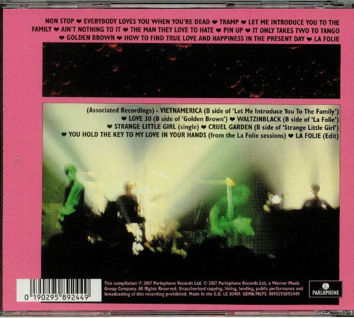 STRANGLERS, The - La Folie (reissue)