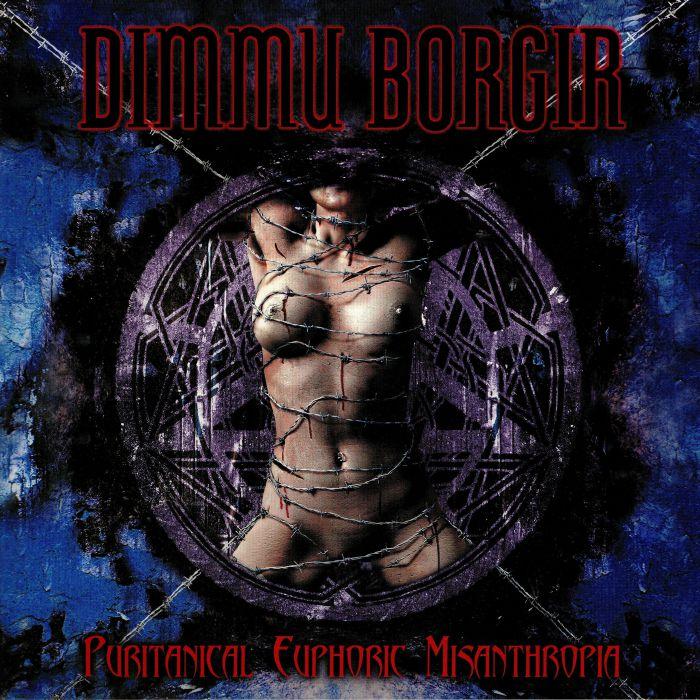 DIMMU BORGIR - Puritanical Euphoric Misanthropia (reissue)
