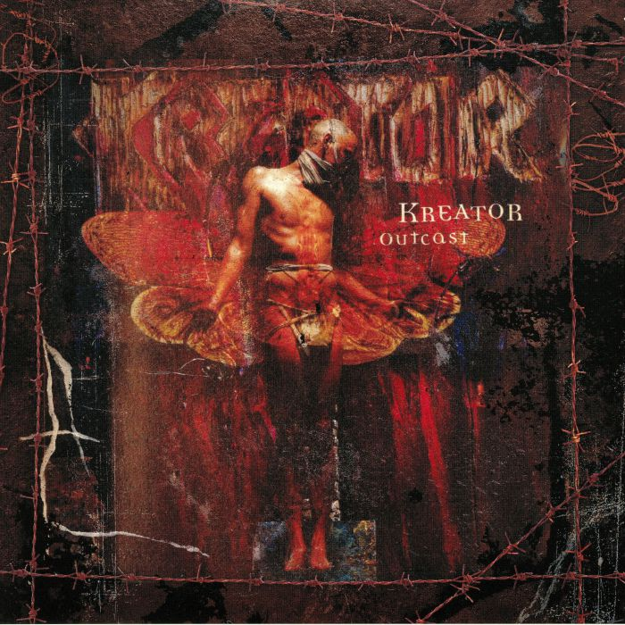 KREATOR - Outcast (reissue)