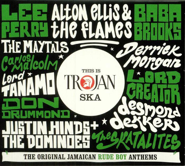 VARIOUS - This Is Trojan Ska