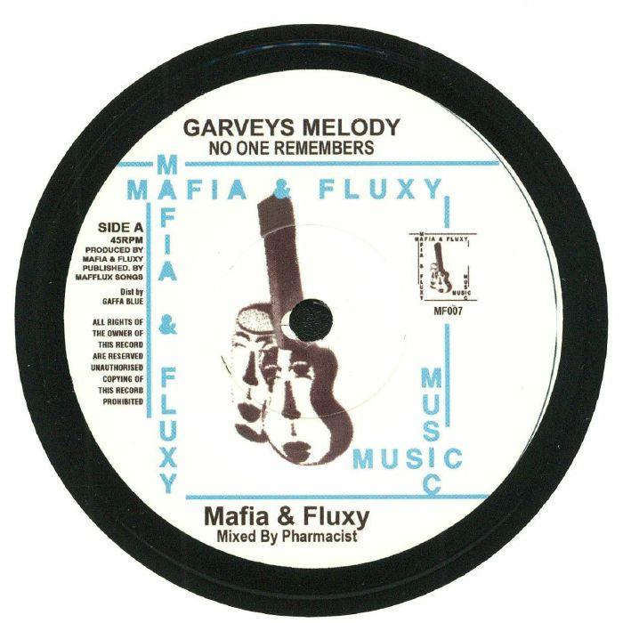 MAFIA & FLUXY - Garveys Melody