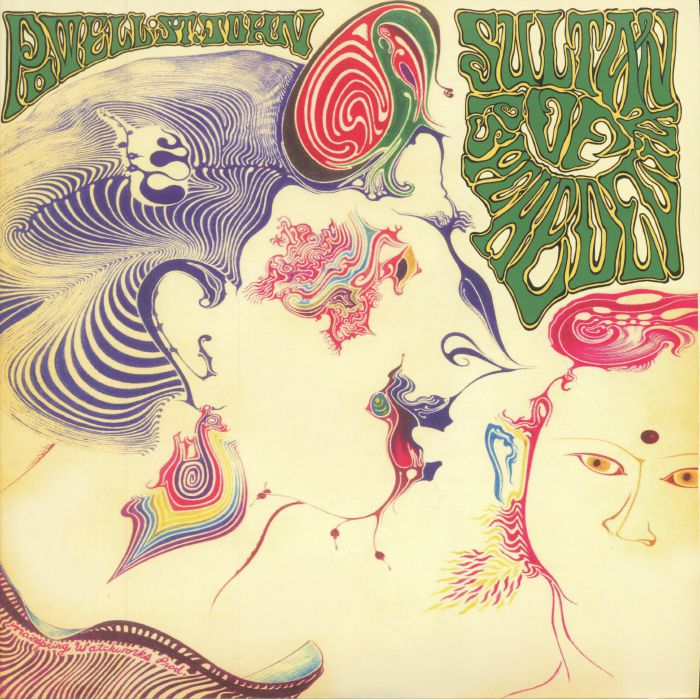ST JOHN, Powell - Sultan Of Psychedelia