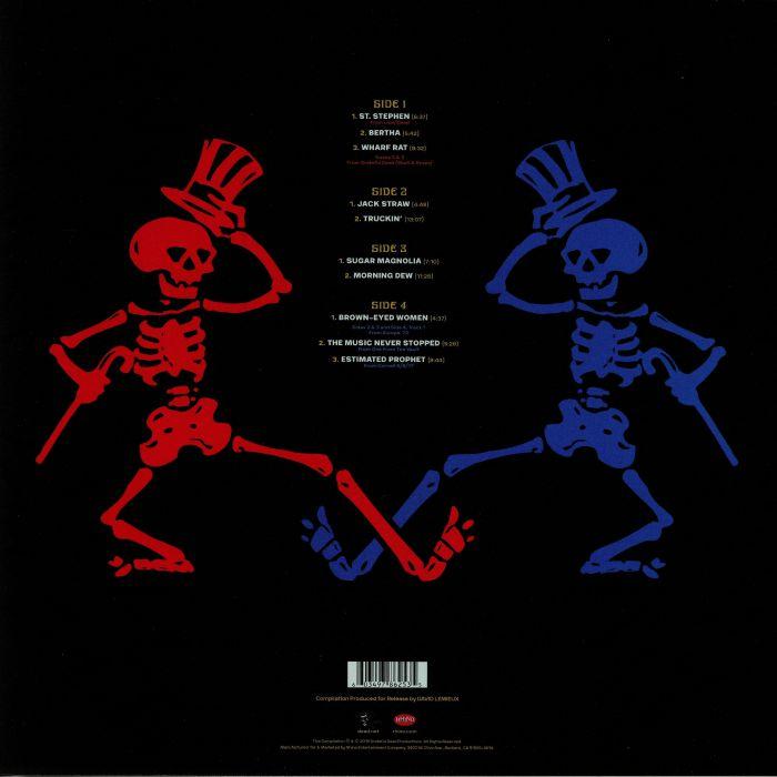 GRATEFUL DEAD - The Best Of The Grateful Dead Live Vol 1: 1969-1977