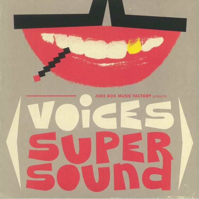 VARIOUS - Voices Super Sound