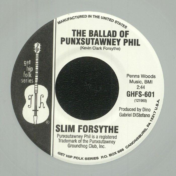 FORSYTHE, Slim - The Ballad Of Punxsutawney Phil