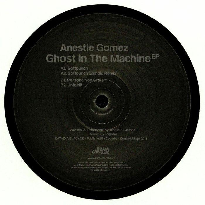 GOMEZ, Anestie - Ghost In The Machine EP