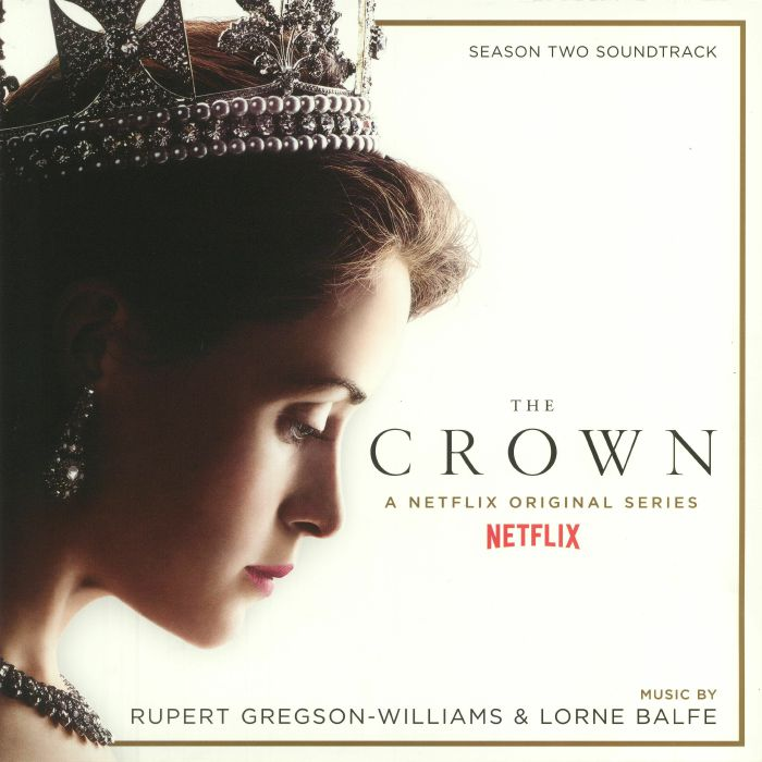 GREGSON-WILLIAMS, Rupert/LORNE BALFE - The Crown Season Two (Soundtrack)